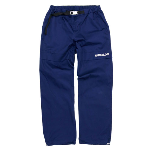 [Double adrenaline syndrome][남녀공용] Basic string pants - navy