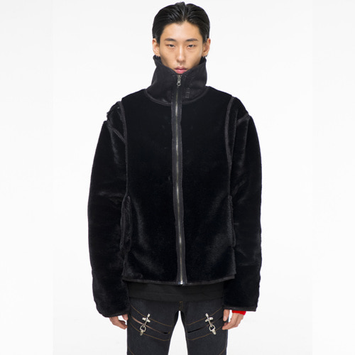 [THEGREATEST] GT1819W 04 Mustang Jacket (black)