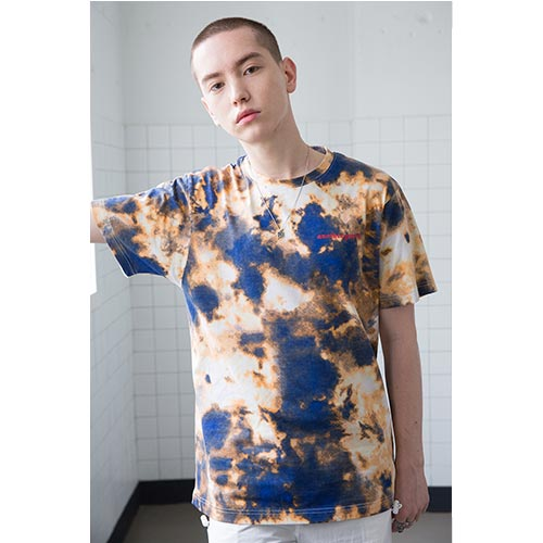 [ANOTHERYOUTH] tie-dye t-shirts - v2