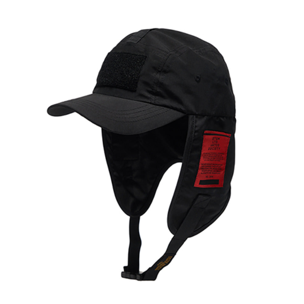 [STIGMA]WASHED TECH FISHING CAP - BLACK