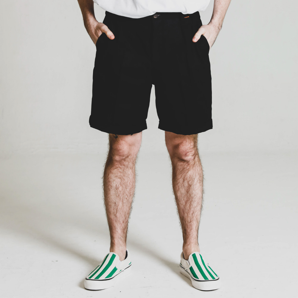 [스테이지 네임] HBT STGNM shorts_BLACK