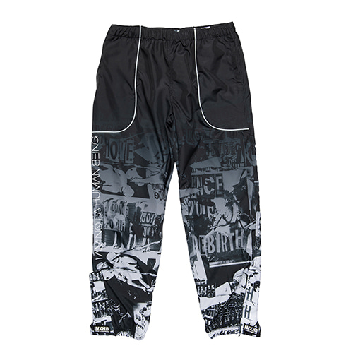 TORN PICTURES TRACK PANTS - O/C