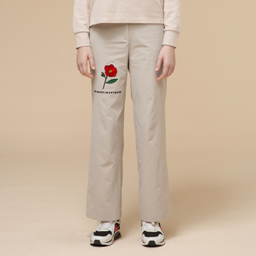 [THE GREATEST] GTXMMD 03 Camellia Pants BEIGE
