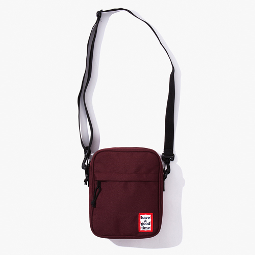 [Have a good time] FRAME SHOULDER BAG - WINE