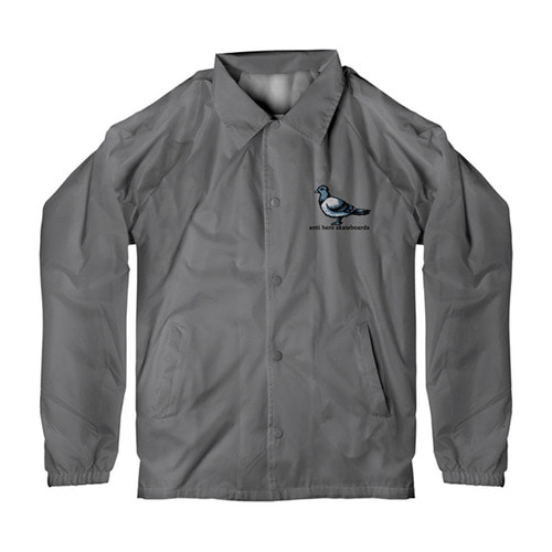 [Anti Hero] LIL PIGEON COACHES JACKET - GREY