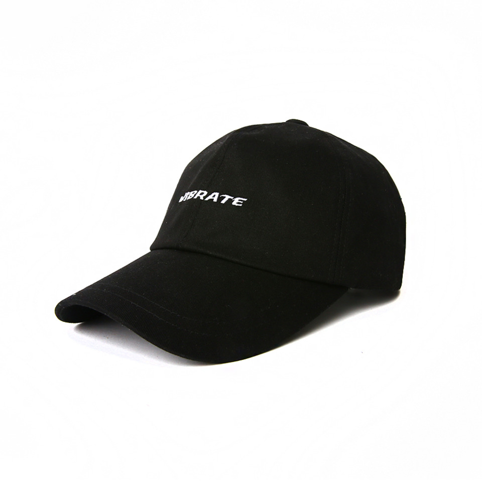 [VIBRATE] - STICH LOGO POINT BALL CAP [예약발송] 10월 19일 입고예정