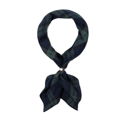 [AGINGCCC] 392# BLACK WATCH BANDANA