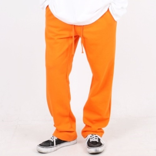 [Nar_Yoke] Overfit Wide Pants - Orange