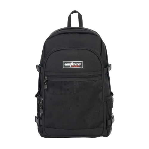 [VETEZE] True up Backpack (black)