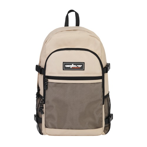 [VETEZE] True up Backpack (beige)