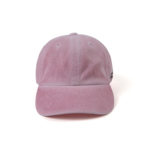 Washed Hat (HAND MADE) - PINK
