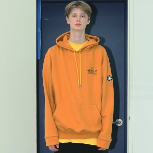 [APPARELXIT] UNISEX NETWORK PROJECT HOODIE YELLOW