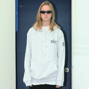 [APPARELXIT] UNISEX NETWORK PROJECT HOODIE WHITE