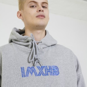 [아임낫어휴먼비잉] Sega Inspiration Hoody - Grey