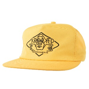 [Krooked] ARKETYPE Snapback - GOLD 50023099A00
