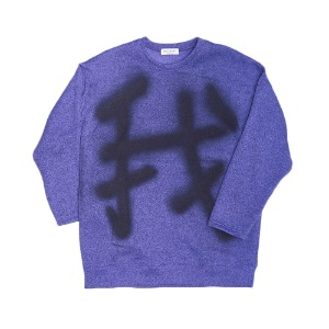 [XNADUWORKS] Narcissism Knit - Purple
