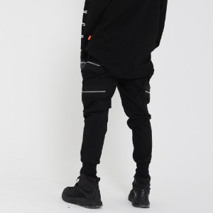 [UNCOMMEN/언커맨] UCN BIG CARGO TECH JOGGER PANTS_BLACK