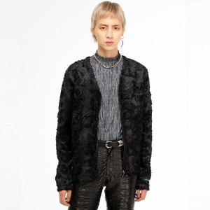 [THEGREATEST] GT19WINTER 03 Feather Cardigan