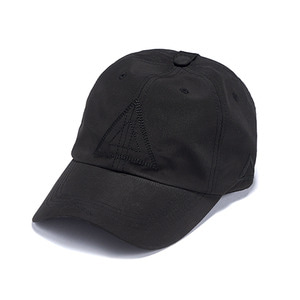 [STIGMA]WASHED TECH BASEBALL CAP - BLACK