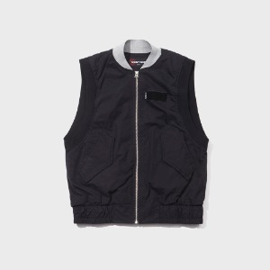 [에이전트픽]BEST OF VEST-BLACK