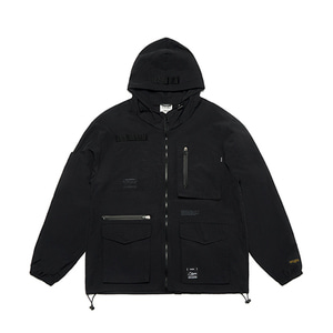 [STIGMA]S TECH WINDBREAKER JACKET - BLACK