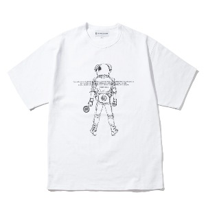 [KING]CANDY BEAR T-Shirt -White
