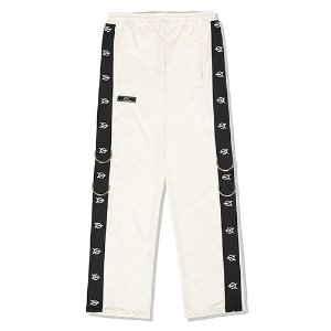 [OY]LOGO TAPE RING TRACK PANTS-CREAM