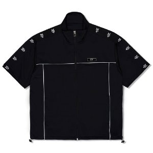 [OY]HALF TRACK JACKET-BLACK