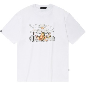 [NOT4NERD]Nuclear T-Shirts White