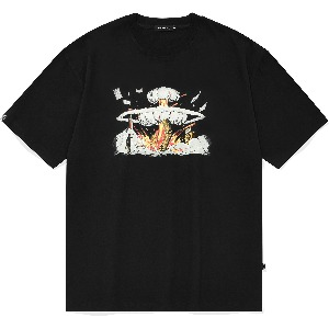[NOT4NERD]Nuclear T-Shirts Black