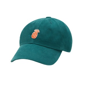 [PINK PINEAPPLE] STANDARD CAP_GREEN
