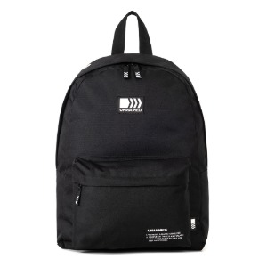 [언네임드] BASIC CORE BACKPACK - BLACK