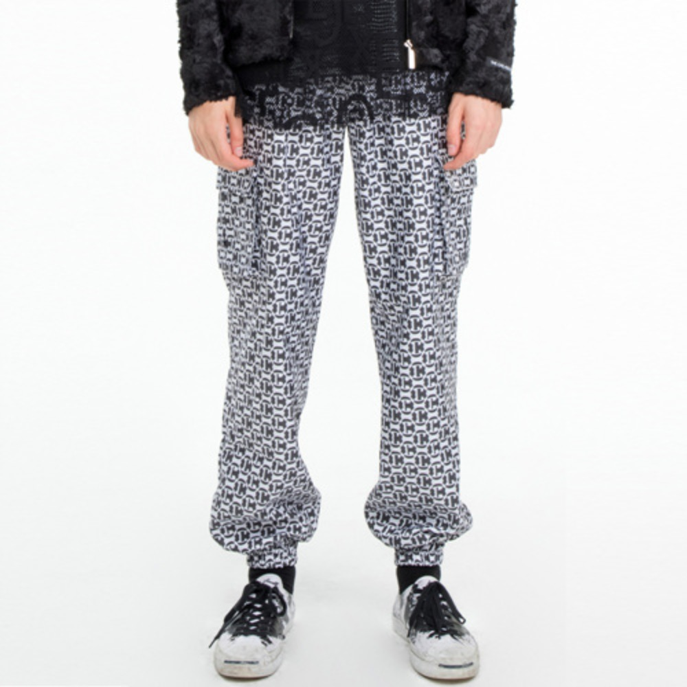 [THEGREATEST] Pattern Jogger Pants