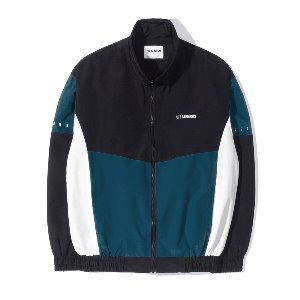 [QT8 GARMENTS] ND Old Track Jacket (Deep Blue)
