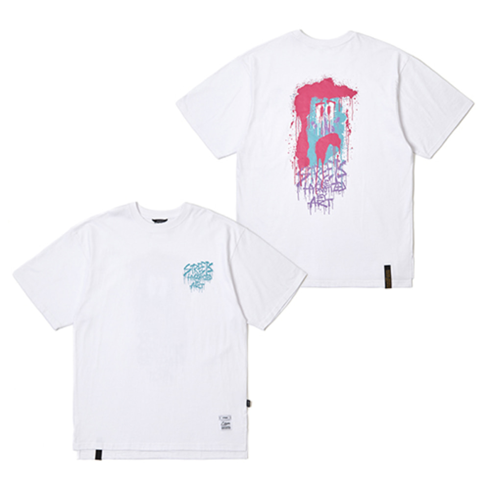 [스티그마]TOY OVERSIZED T-SHIRTS - WHITE