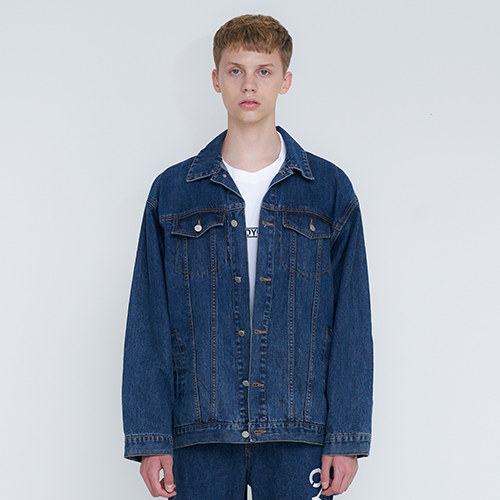 [OY] OVER DENIM JACKET