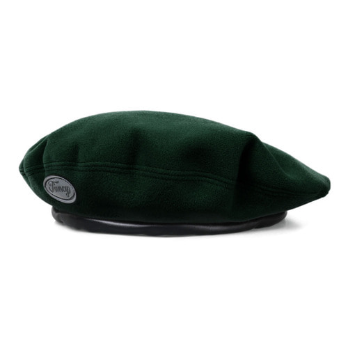 [NSTK] FANCY LOGO BERET GREEN (NF18A084H)